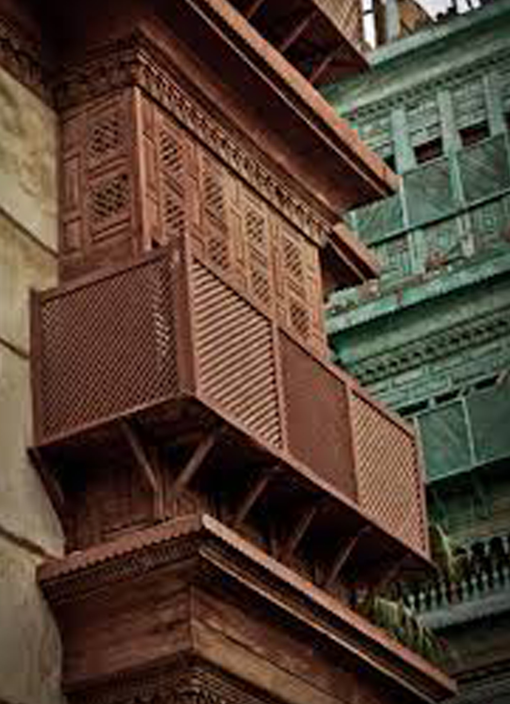 تصميم الروشان واهميته للمسكن